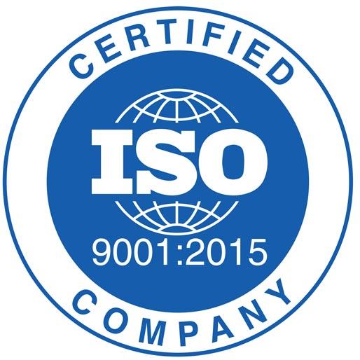 Logo Iso 9001 ProlabNL